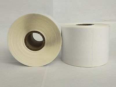 12 Rolls 30258 Veterinary Diskette Dymo Compatible Labels, 2.125x2.75, 400 p/r