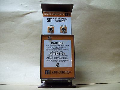 Moore Industries Square-Root Integrated Totalizer     <983Wh
