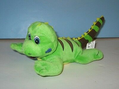 Lil' Iguana's Children's Safety Foundation Mascot Plush