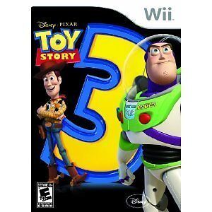 *NEW* WII TOY STORY 3 THE VIDEO GAME *SEALED*