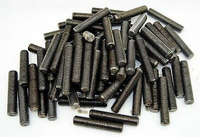 (80) Threaded Studs 3/4-10 x 3-3/4 B7 Steel Anchor Bolt