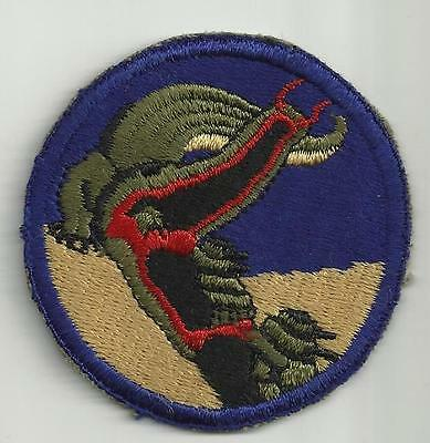 Amphibious Forces Navy WWII Patch - 1943 Rare Variant!