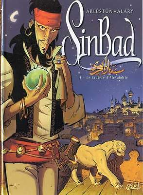 Sinbad  -  Le Cratere D ' Alexandrie  /  Ed.orig.