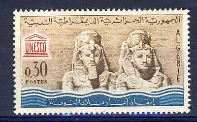 Stamp / Timbre Algerie Neuf N° 388 ** Monument Nubie
