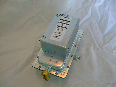 Powers Model 141-0574 Air Flow Switch