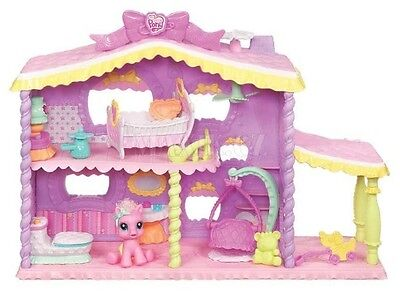 My Little Pony Pinkie Pies Playhouse Cuties Play House