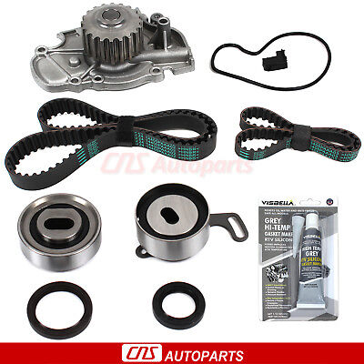 """HNBR"" Timing Belt Water Pump Kit Fits 94-02 Acura Honda 2.2 2.3 SOHC F22B1 F23A"