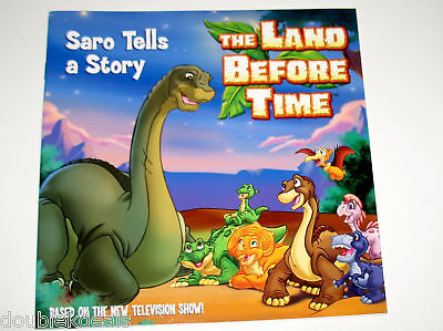 New The Land Before Time Book Saro Tells A Story
