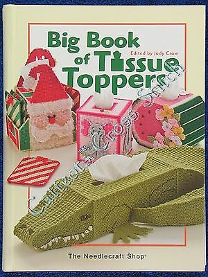 Plastic Canvas Patterns Big Book Of Tissue Toppers