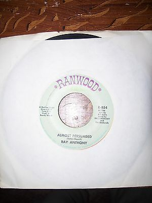 Ray Anthony 45 Almost Persuaded / Love is For the Two of Us rpm record vinyl 7""