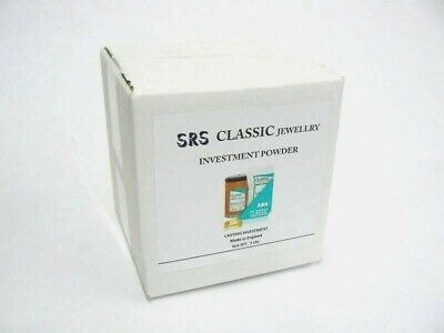 Jewelry Casting Powder Lost Wax Casting Of Jewelry 5 Lbs Classic SRS Investment