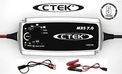 CTEK MULTI MXS 7.0 12V Battery Charger Conditioner MXS7.0 MXS7 Car 14Ah-150Ah