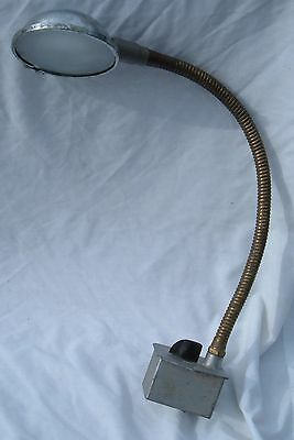 Industrial Flexible Low Voltage Work Light w/ Dimmer Snake Style