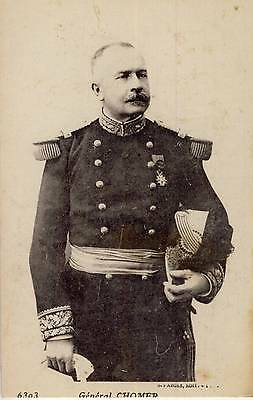 Carte Postale Militaire Guerre 1914 General Chomer