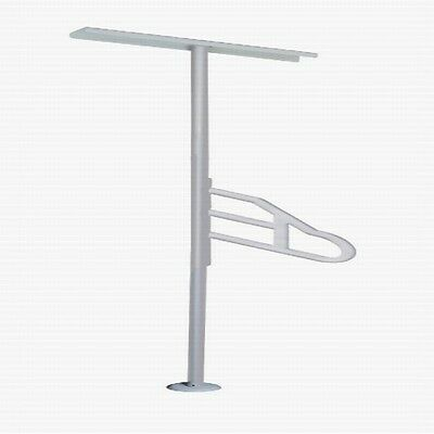 DRIVE 15500TH EZ Assist Pole and Rotating Handle Bed Bathroom Rail Support Bar