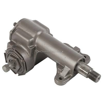 REMANUFACTURED OEM MANUAL Steering Gear Box Gearbox Fits Ford Mercury 16:1  Ratio