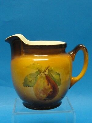 ANTIQUE TAYLOR SMITH AND TAYLOR PITCHER  c. 1908 * East Liverpool, Ohio