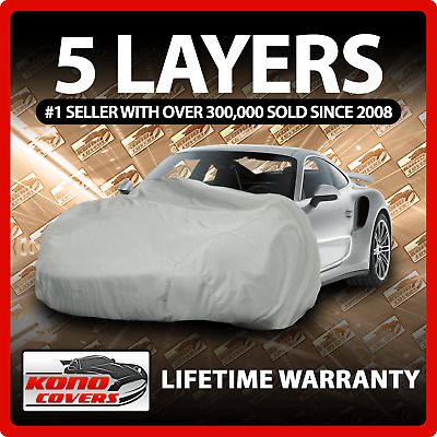 Chevrolet Camaro Coupe 5 Layer Car Cover 1975 1976 1977 1978 1979 1980 1981