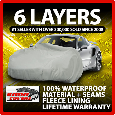 Mercedes-Benz 450Slc Coupe 6 Layer Car Cover 1975 1976 1977 1978 1979 1980
