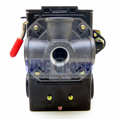 Lefoo Pressure Control Switch Valve For Air Compressors 95-125 On/off Lever
