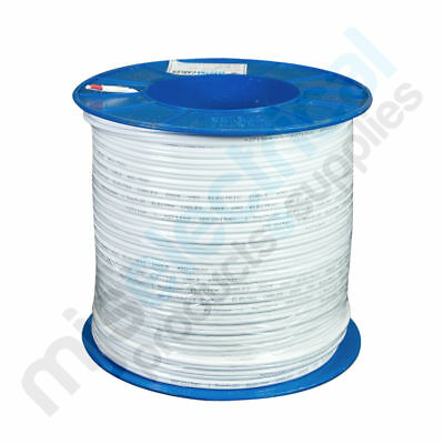1.5mm Twin & Earth TPS Electrical Cable LIGHT 100mtrs