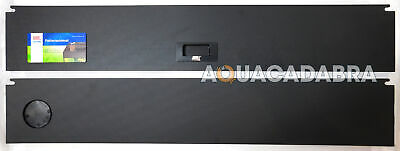 Juwel Aquarium Rio 240 2 Piece Flap Set (Not Light Unit) Fish Tank Hood Flaps