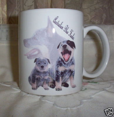 Australian Blue Heeler's  Collectable Coffee Mug