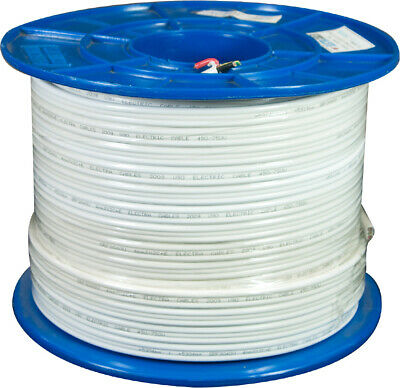 4.0mm Twin & Earth TPS Electrical Cable 100mtrs