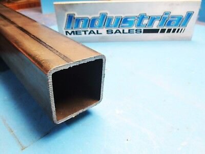 "Steel Square Tube 2"" x 2"" x 36""-Long x .125"" Wall-->2"" Steel Square Tube x .125"""