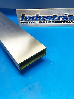 "6063 Aluminum Rectangle Tube 1"" x 3"" x 60"" x 1/8"" Wall-->1"" x 3"" x .125"" Wall"