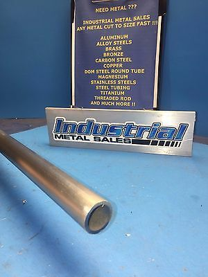 "1"" OD x 12""-Long x 1/8"" Wall 6061 T6511 Aluminum Round Tube-- 1"" OD x .125"" Wall"