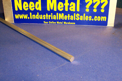 "3/8"" x 24""-Long 6061 T6 Aluminum Hexagon Bar -->.375"" 6061 T6 Aluminum Hex"
