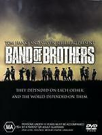 Band Of Brothers=Ww2 Story=Tom Hanks*new+Sealed*6 Dvds