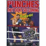 Punches They Didnt See Coming Dvd 70 Classic Knock Outs New+Sealed Reg 4 Boxing