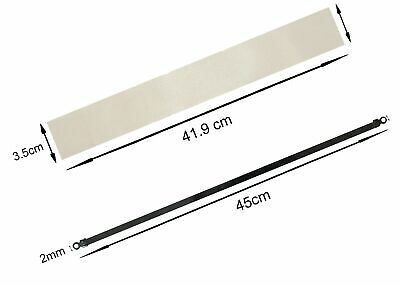 "Impulse Sealer 16"" PFS-400MM - Spares Kit (Heat Element and Teflon Strip)"