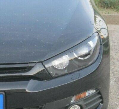 Vw Scirocco - Casquettes De Phares (Abs) - Tuning-Gt