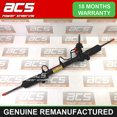 Vauxhall Astra H Mk5 Power Steering Rack 2004 To 2011 (Zf Type)