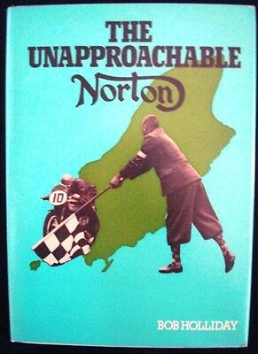 The Unapproachable Norton Holliday Motorcycle Book