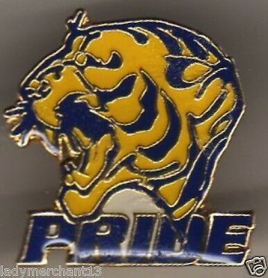 """PRIDE"" Blue & Yellow Cougar/Wildcat Enamel Lapel Pins/Wholesale Lot of 25/NEW!"
