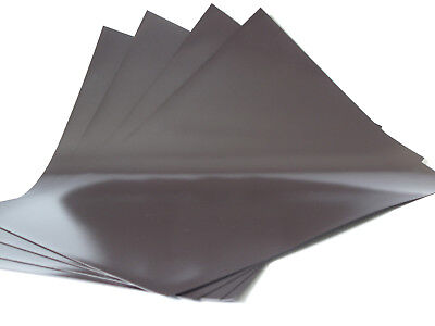 Magnetic Sheets Flexible 0.5mm Thick A4 x 4 - Perfect for Spellbinder Dies