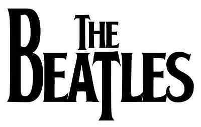 The Beatles Decal Sticker Free Shipping
