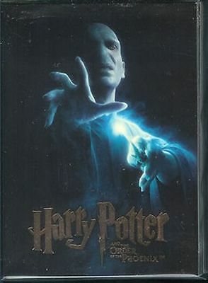 Harry Potter OOTP Order of the Phoenix Update Trading Cards 90 Card Base Set