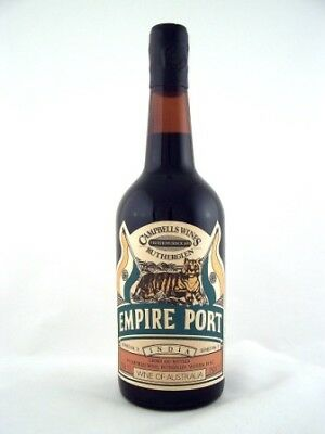 1979 circa CAMPBELLS Empire Port India FREE DELIVERY Isle of Wine