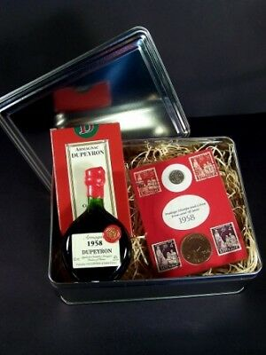 1958 Year Gift Box - The SHINY FREE DELIVERY Isle of Wine