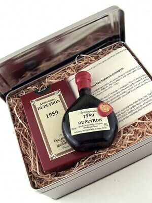 1959 Year Gift Box - The TINNY FREE DELIVERY Isle of Wine
