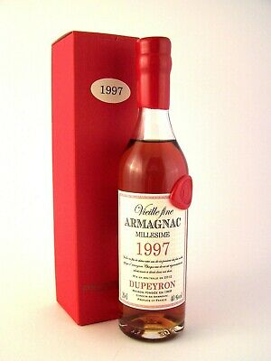 1997 Ryst-Dupeyron Armagnac 200ml France FREE DELIVERY Isle of Wine