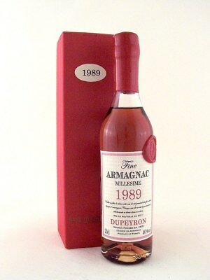 1989 Ryst-Dupeyron Armagnac 200ml France FREE DELIVERY Isle of Wine