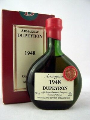 1948 Ryst-Dupeyron Armagnac 50ml France Isle of Wine