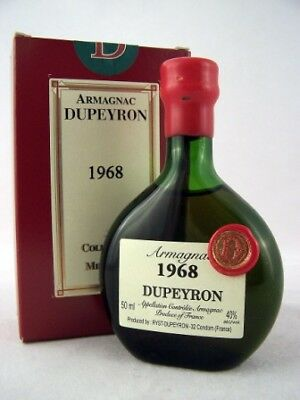 1968 Ryst-Dupeyron Armagnac 50ml France Isle of Wine