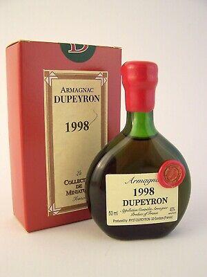 1998 Ryst-Dupeyron Armagnac 50ml France Isle of Wine